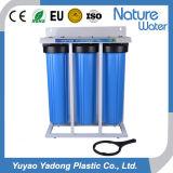 3 Étape 20'' Big Blue Home Pur le filtre à eau avec plateau en acier