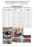 高品質の高い泡の洗濯洗剤の粉(15G)
