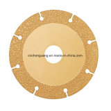 Металлический режущий диск алмазного шлифовального круга 230 мм