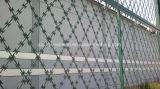 Колючая проволока бритвы PVC Coated Concertina