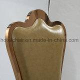 A Índia Style Bom Preço de aço inoxidável com cadeiras de jantar no restaurante