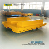 Алюминиевая промышленность железнодорожных перевозок на плоской автомобиль для обработки