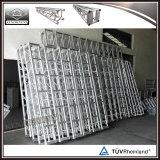 auf Verkauf verwendeter Aluminiumzapfen-Beleuchtung-Aufsatz-Binder
