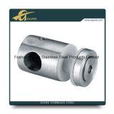304 316 Titular de tubería de acero inoxidable para pasamanos de escalera