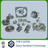 Precisie CNC die Delen met Aluminium/Messing/Roestvrij staal machinaal bewerkt