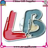 Kundenspezifisches Abzeichen mit weicher Decklack-Farbe