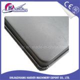 Hoek van Rounder van het Dienblad van de Bakkerij van het Dienblad van de Koekjes van het Staal van het aluminium de Vlakke