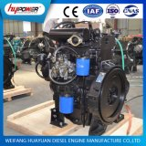Moteur diesel de petite sortie refroidie à l'eau de 2 cylindres