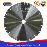 Od500mm Laser Gelaste Granite Cutting Blad voor Industrie van de Steen