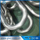 304 316 tubo di piegamento dell'acciaio inossidabile U per lo scambiatore di calore