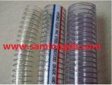 Fil d'acier en PVC flexible (15*22)