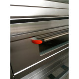 Fabrik-Preis-Backen-Maschinen-Geräten-Plattform-Pizza-Ofen für Bäckerei mit 2decks 4trays