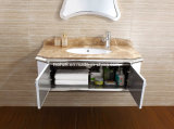 Фошань производитель мебели из нержавеющей стали туалетный столик в ванной комнате (T-077)