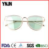 Nuevo diseño de alta calidad Ynjn lentes transparentes gafas de sol