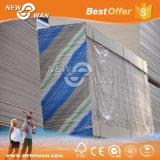 Panneau de plâtre en plâtre de cloisons sèches, panneau mural et plafond en plâtre
