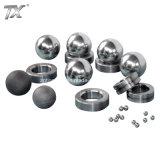 Bolas del carburo de tungsteno de la ISO en varios tallas y grados
