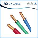 Núcleo de cobre que constrói o fio elétrico