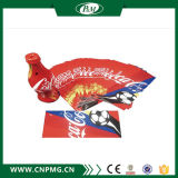 Étiquette de chemise de rétrécissement pour l'étiquette de film de la bouteille Cap/PVC