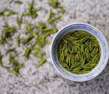 Tè di Chunmee del tè verde