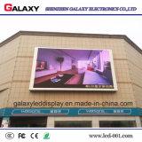Schermo di visualizzazione esterno della parete di P8/P10/P16 SMD LED video per Adveritising