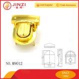 Blocage décoratif Shinning de presse en métal de beau sac à main de couleur d'or