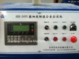 Горячая продавая машина чертежа медного провода супер штрафа Hxe-24vx
