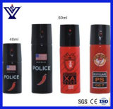 60ml gaz lacrymogène de Madame Self-defense/spray au poivre (SYSG-116)