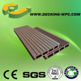 Panneau extérieur imperméable à l'eau de Decking des meilleurs prix WPC
