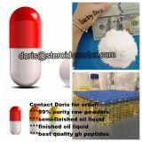 Benzocaïne crue de bonne qualité de poudre pour l'anesthésique