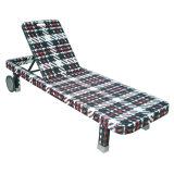 Lazer Móveis ao ar livre Praia Sunbed Resort Area Rattan Lounge Chair