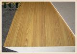 1220*2440 (4*8) contre-plaqué de mélamine des graines de teck/chêne de 6/9/12/15/18mm avec la colle de WBP pour les meubles/décoration