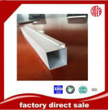 Aluminiumstrangpresßling anodisiertes verfilztes Profil für Küche-Möbel