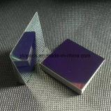 Het gesmolten Optische Prisma van het Kiezelzuur, het Driehoekige Prisma van het Prisma van de Rechte hoek