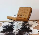 Barcelona-Stuhl/modernes klassisches Möbel-/Replik-Entwerfer-Sofa/Mitte- des Jahrhundertslederner Lehnsessel