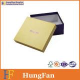 Luxus kundenspezifischer steifer bunter Druckpapier-Geschenk-Verpackungs-Kasten