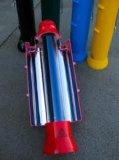 안전 밸브를 가진 휴대용 태양 열 물병의 500ml 유행 디자인