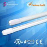 Tube de la vente directe 9With18With22W T8 DEL d'usine avec l'UL CE&RoHS