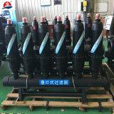 Filtro de disco superior do tratamento da água do tipo de China