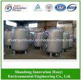 Sistema do filtro de água Waste