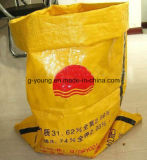 Gesponnener Plastikverpackungs-Beutel des Qualitäts-Transport-pp. Beutel