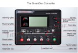 generatore diesel senza spazzola del generatore elettrico 75kw/93kVA con il sistema di protezione quattro