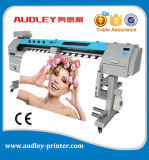 Barato rápida velocidad de inyección de tinta de la impresora al aire libre Principalmente bandera de la flexión