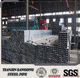 Bestes verkaufengalvanisiertes quadratisches Stahlrohr des regal-BS1387 vor
