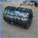 Correia de embalagem de aço temperado azul