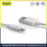 2 m de comprimento do fio do carregador de dados USB Cabos móveis