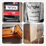 Tube de moto de vente directe de fabrication et pneu butyliques normaux (100/90-18)