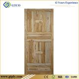 placages en bois normaux de 720*2050*40mm de porte en bois