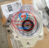 Pompe gauche 705-52-40280 de direction hydraulique initiale japonaise de la qualité Wa470-3e