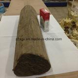 Prezzo di schiacciamento di legno automatico della macchina di vendita di prezzi bassi del frantoio di legno caldo della foresta