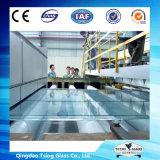 フロートガラスのカスタマイズされたサイズの製造所によって染められる明確なフロートガラス